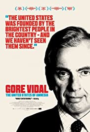 Gore Vidal: The United States of Amnesia (2013) Poster - Movie Forum, Cast, Reviews