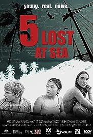 5 Lost at Sea Poster