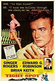 Tight Spot (1955) Poster - Movie Forum, Cast, Reviews