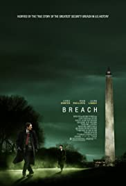 Breach (2007) Poster - Movie Forum, Cast, Reviews