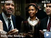 burn after reading imdb videos