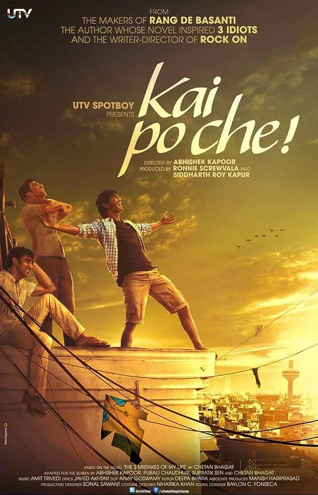 Kai Po Che 2013 Full Hindi Movie 480p BluRay full movie watch online freee download at movies365.ws