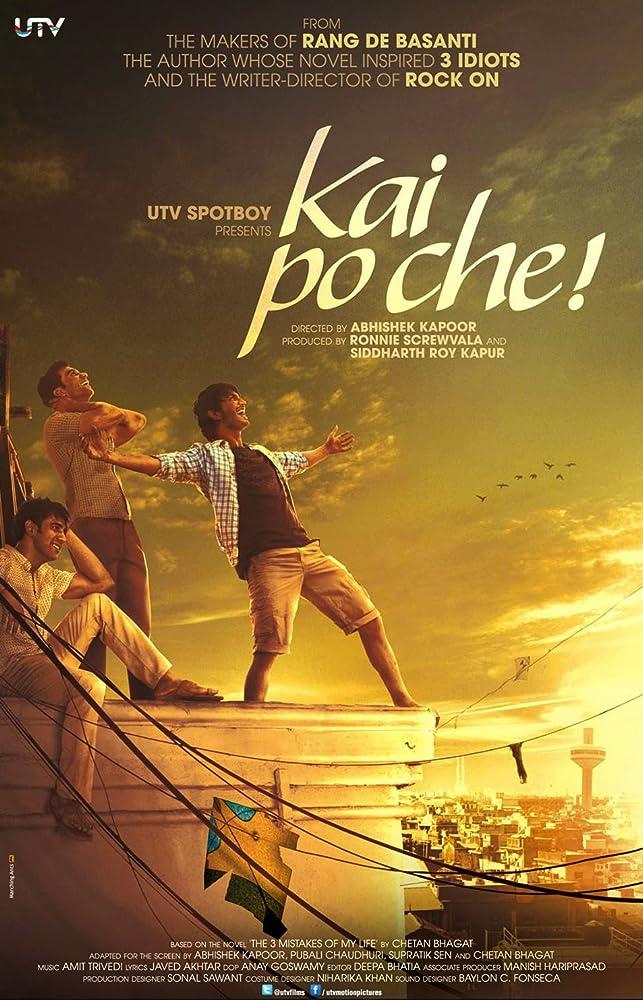 kai po che (2013) Movie WAtch Online Download HD