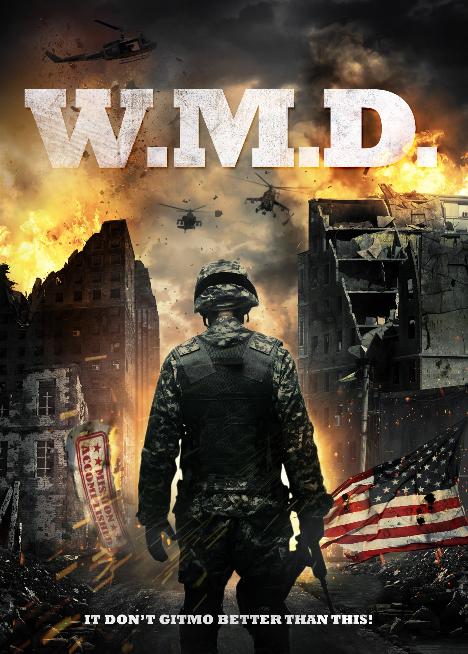 Image W.M.D. Watch Full Movie Free Online