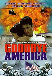 Goodbye America (1997) Poster - Movie Forum, Cast, Reviews