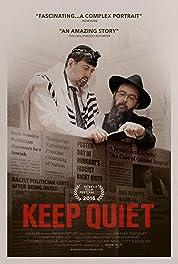 Keep Quiet (2016) poster