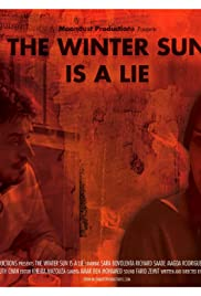 The Winter Sun Is a Lie Poster