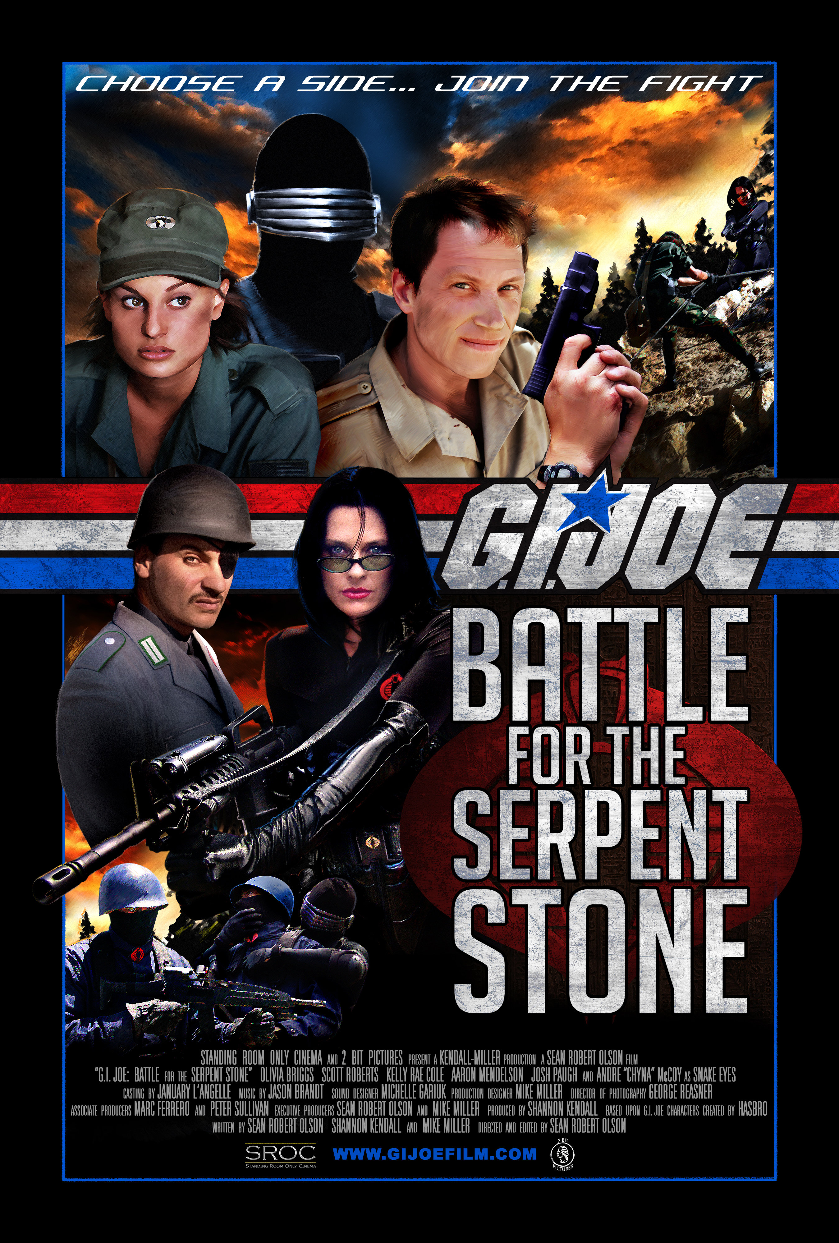 Image G.I. Joe: Battle for the Serpent Stone Watch Full Movie Free Online