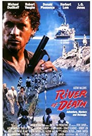 River of Death (1989) Poster - Movie Forum, Cast, Reviews