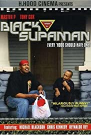 Black Supaman (2007) Poster - Movie Forum, Cast, Reviews