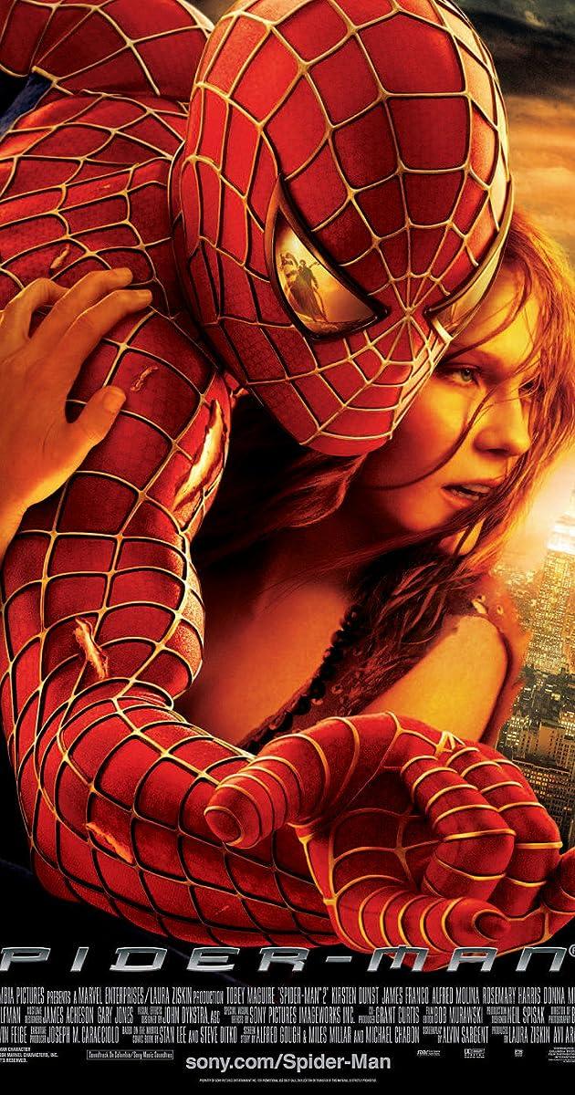 spider man 2 2004 imdb