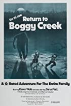 Image of Return to Boggy Creek
