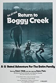 Return to Boggy Creek (1977) Poster - Movie Forum, Cast, Reviews
