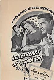 Sweetheart of Sigma Chi Poster