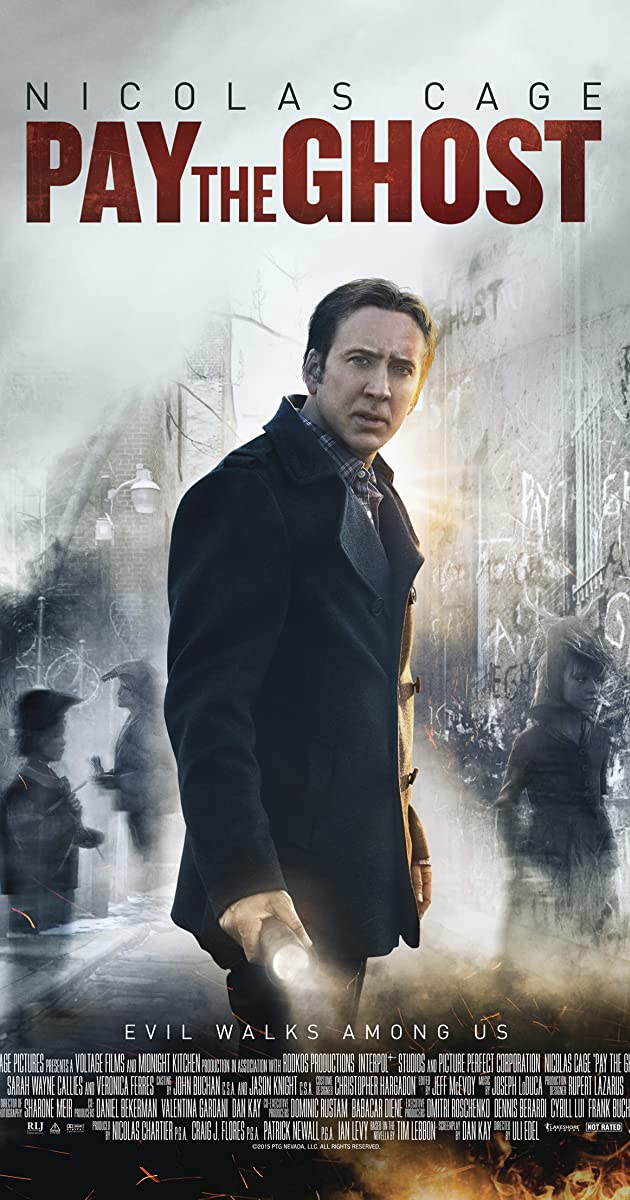 I am writing an analysis on the movie ghost. can anyone help?