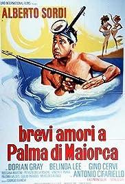 Brevi amori a Palma di Majorca Poster