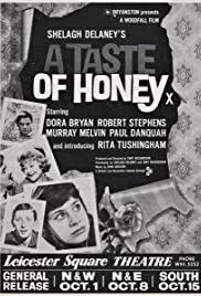 A Taste of Honey (1961) Poster - Movie Forum, Cast, Reviews