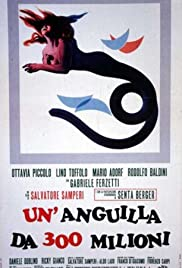 Un'anguilla da 300 milioni Poster