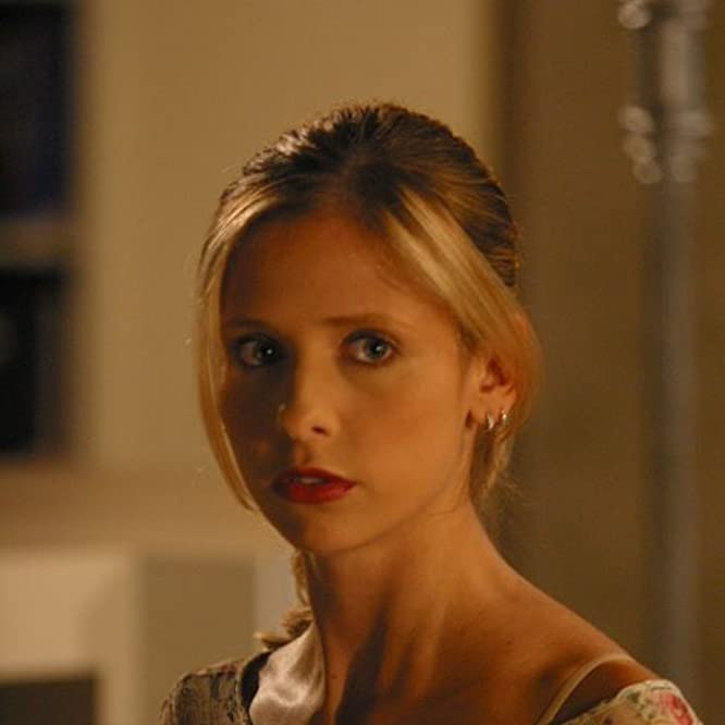 Sarah Michelle Gellar in Buffy the Vampire Slayer (1997)