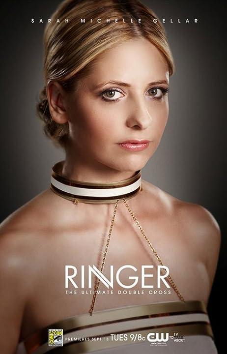 Sarah Michelle Gellar in Ringer (2011)