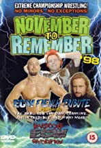 ECW November to Remember 1998
