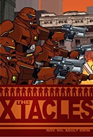 The Xtacles Poster