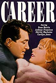 Career (1959) Poster - Movie Forum, Cast, Reviews
