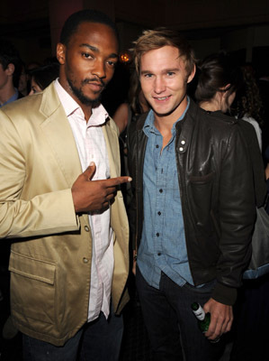 Anthony Mackie and Brian Geraghty
