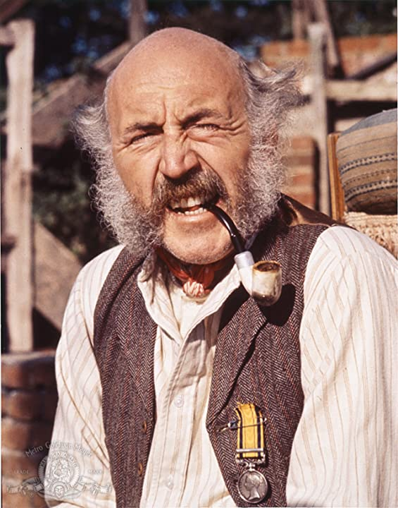 Lionel Jeffries in Chitty Chitty Bang Bang (1968)
