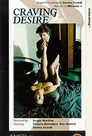 Craving Desire Poster