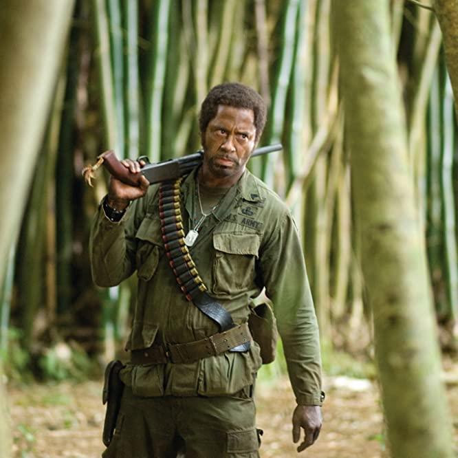 Robert Downey Jr. in Tropic Thunder (2008)