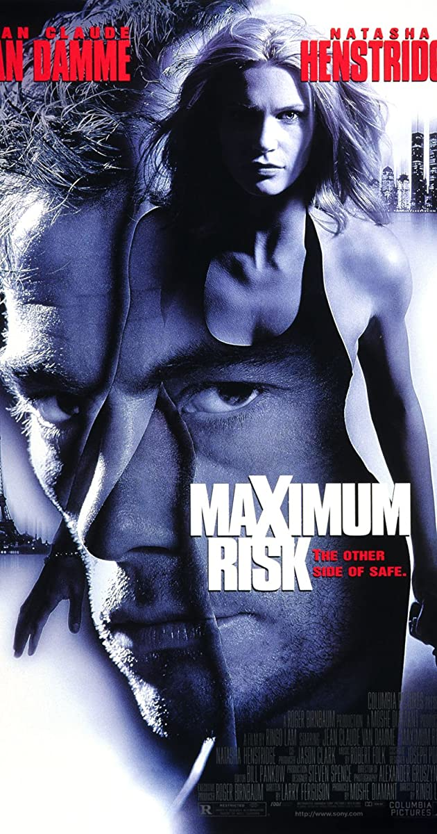 Maksimali rizika / Maximum Risk (1996) Online