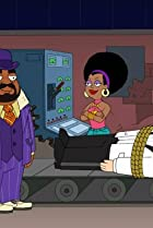 Image of American Dad!: For Black Eyes Only