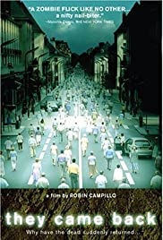 They Came Back(2004) Poster - Movie Forum, Cast, Reviews