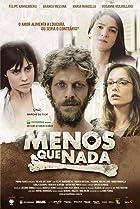 Image of Menos que nada
