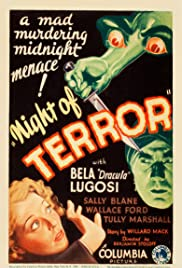 Night of Terror Poster