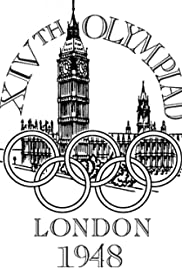 London 1948: Games of the XIV Olympiad Poster