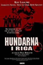 The Hounds of Riga (1995) Poster
