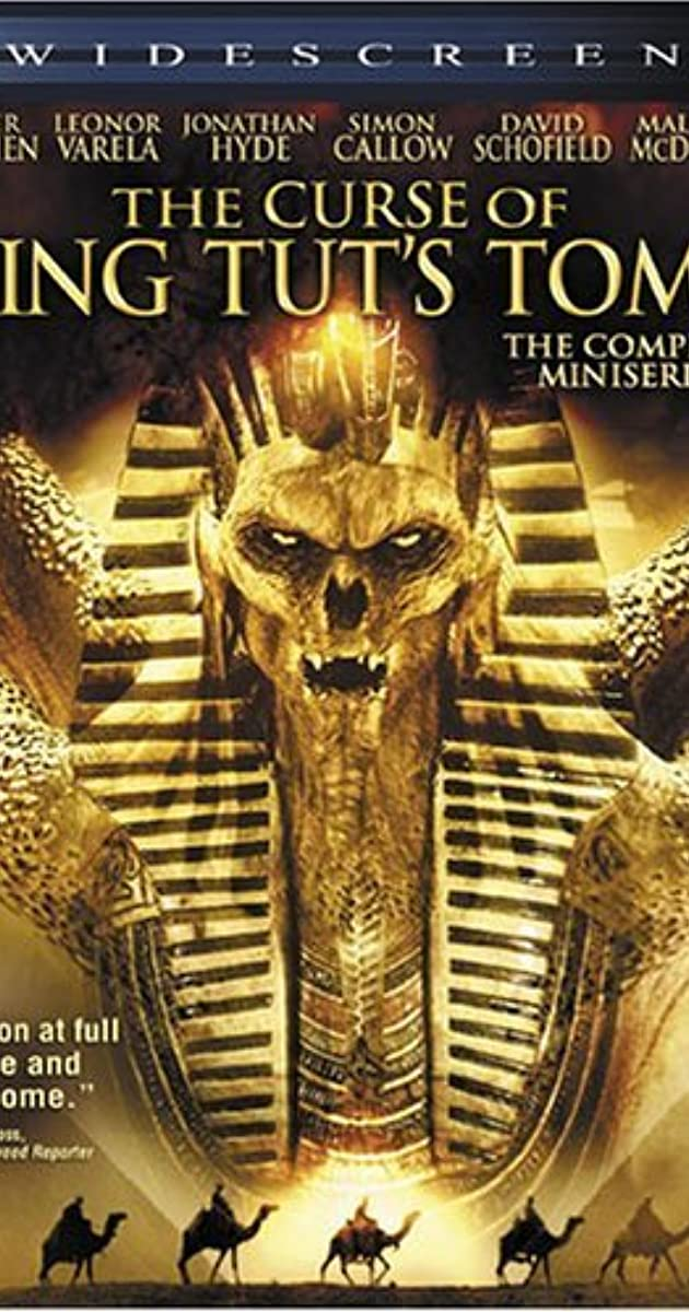 Karaliaus Tuto prakeiksmas / The Curse of King Tut's Tomb (2006) Online