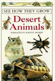 See How They Grow: Desert Animals Poster