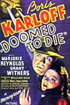 Doomed to Die (1940) Poster
