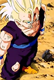 The Unstoppable Gohan Poster