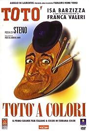 Totò a colori Poster