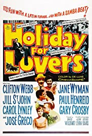 Holiday for Lovers Poster