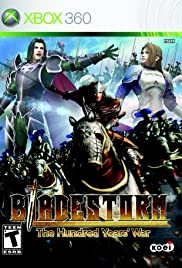 BladeStorm: Hundred Years War Poster