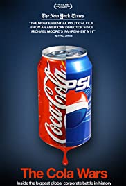The Cola Wars Poster