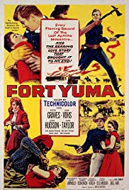 Fort Yuma (1955) Poster - Movie Forum, Cast, Reviews