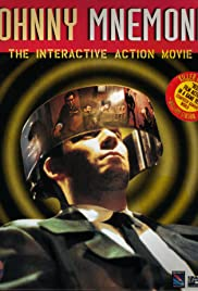Johnny Mnemonic: The Interactive Action Movie Poster