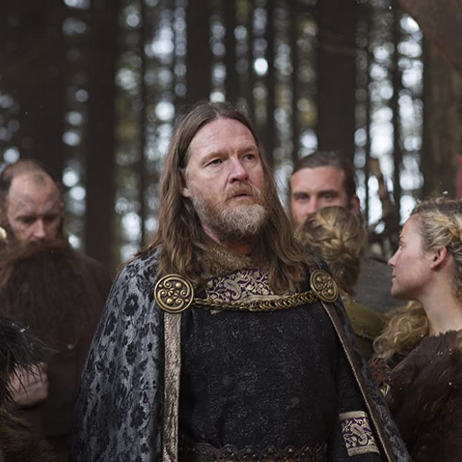 Donal Logue in Vikings: Sacrifice (2013)