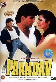 Paandav Poster